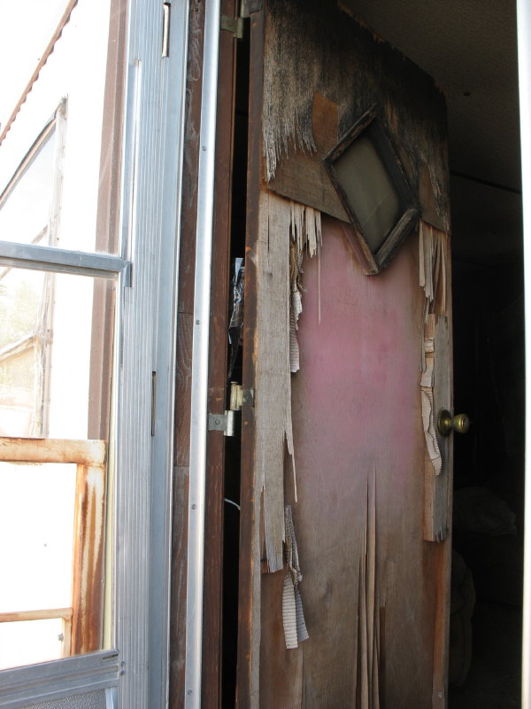 Rundhaug Door
